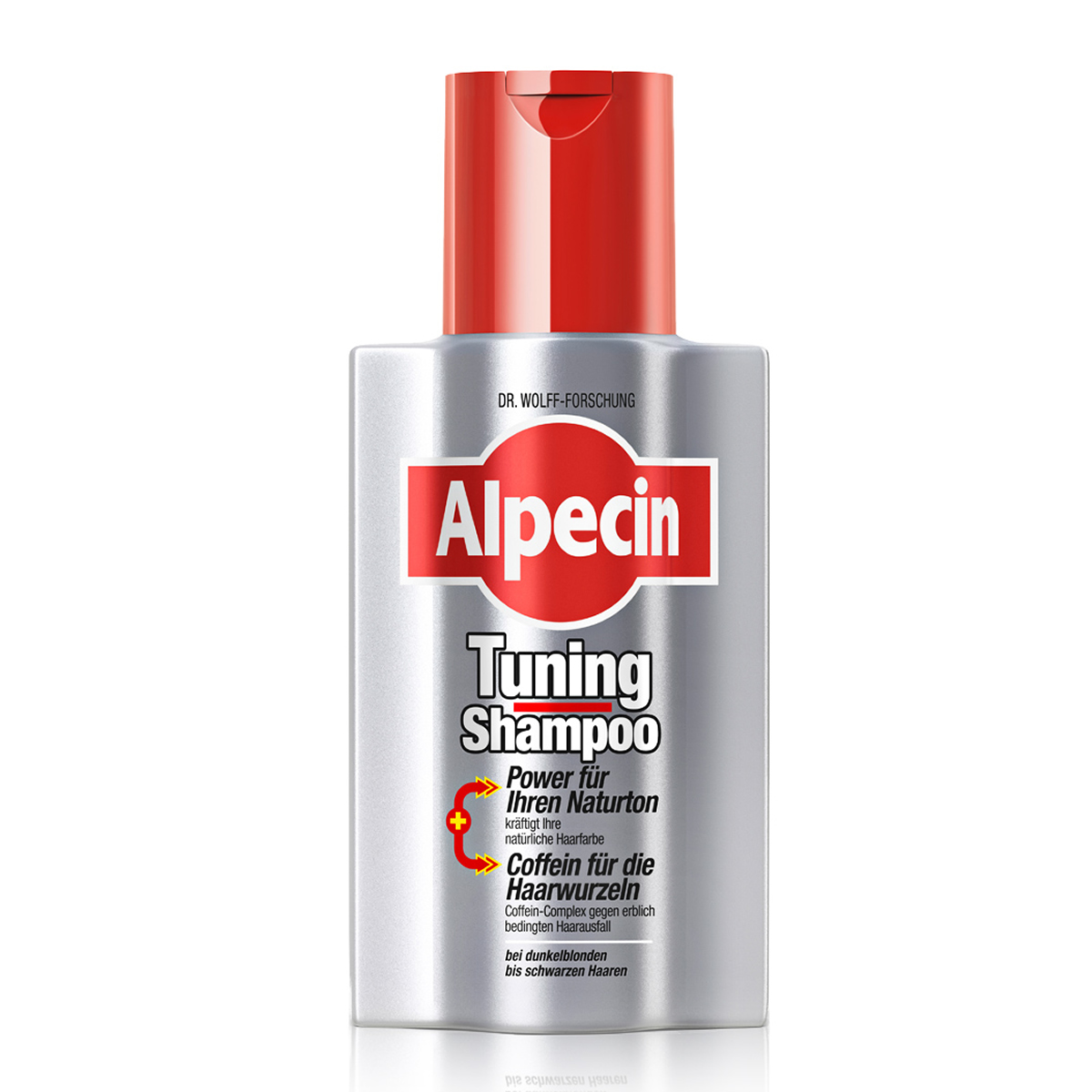 alpecin alpecin tuning shampoo 200 ml ebay. Black Bedroom Furniture Sets. Home Design Ideas